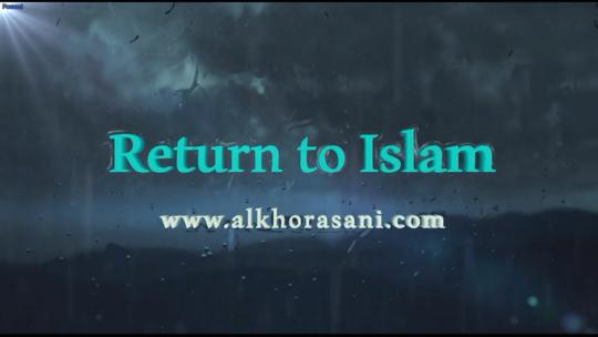 Return to Islam (3)