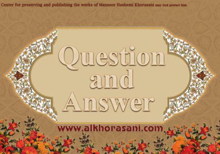 Q&A; Mansoor Hashemi Khorasani