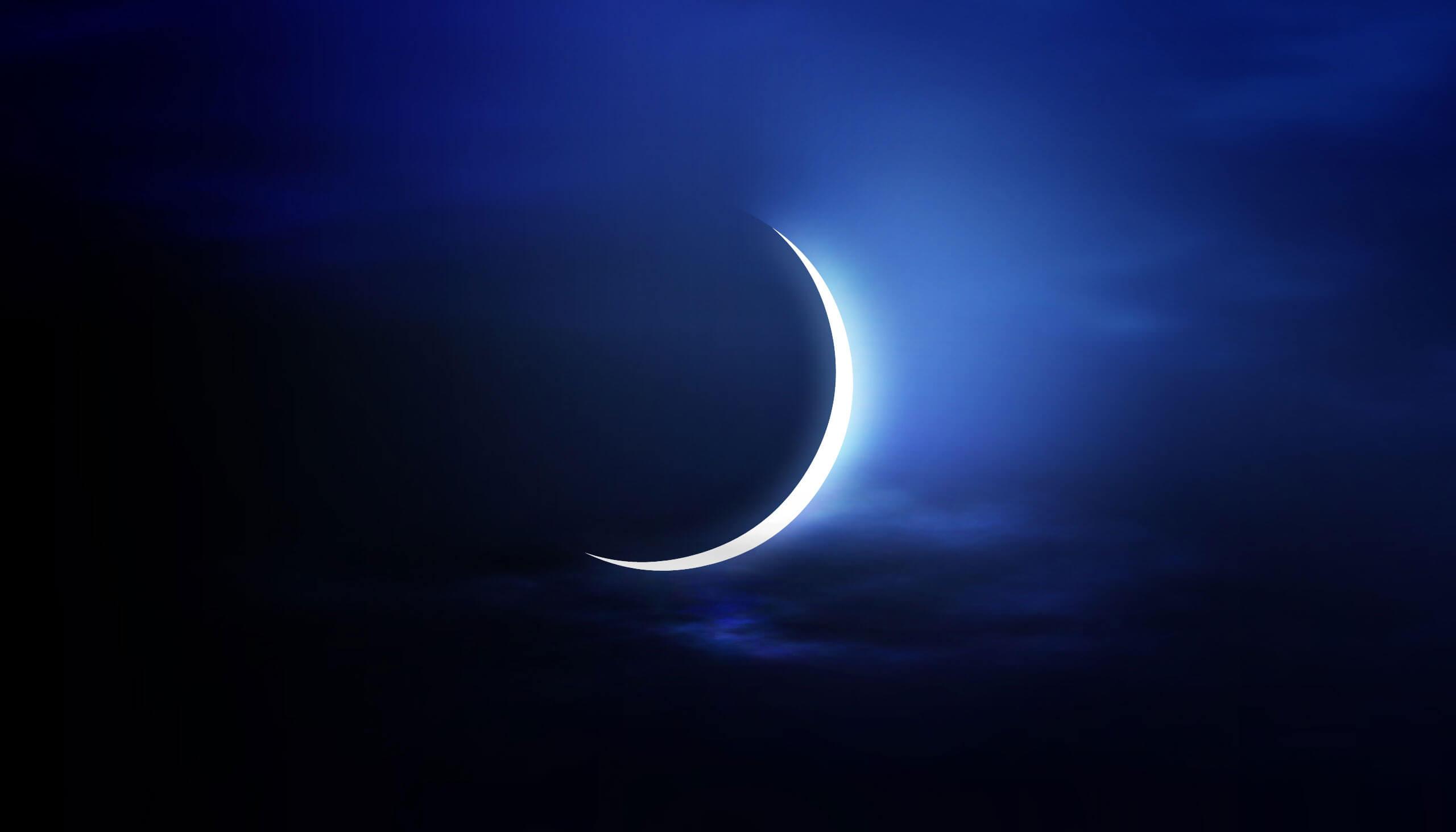 استفتا از دفتر علامه منصور هاشمی خراسانی درباره هلال ماه شوال