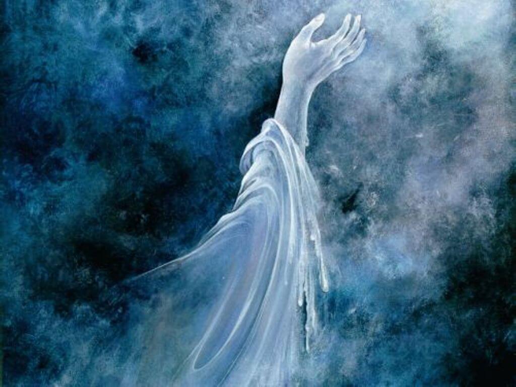 دست هدایت؛ شعری از الیاس حکیمی