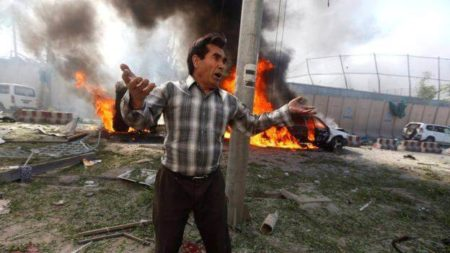 انفجاری دیگر در کابل