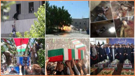 حوادث تروریستی تهران هشداری جدی به حاکمان ایران