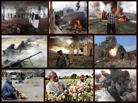 بحران افغانستان